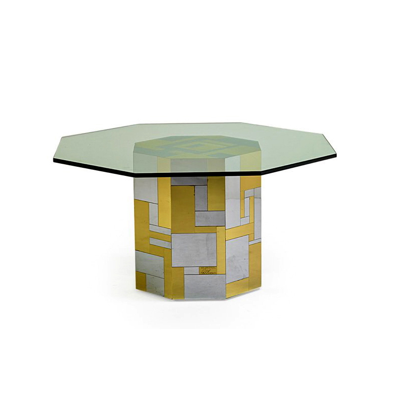 Cityscape Center Table Paul Evans Directional Paul  Evans