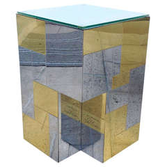 Paul Evans Cityscape Side Table Paul  Evans