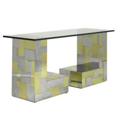 Cityscape Console Table by Paul Evans Paul  Evans
