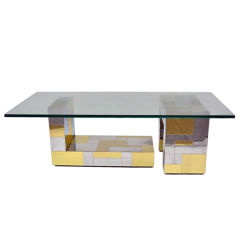 Cityscape Coffee Table Paul Evans Paul  Evans